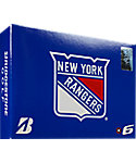 Bridgestone e6 NHL New York Rangers Golf Balls - 12 Pack
