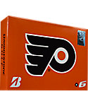 Bridgestone e6 NHL Philadelphia Flyers Golf Balls - 12 Pack