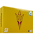 Bridgestone e6 NCAA Arizona State Sun Devils Golf Balls - 12 Pack