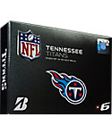 Bridgestone e6 Tennessee Titans Golf Balls - 12 Pack