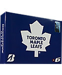 Bridgestone e6 Toronto Maple Leafs Golf Balls - 12 Pack