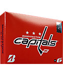 Bridgestone e6 NHL Washington Capitals Golf Balls - 12 Pack