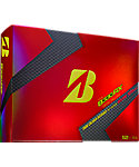Bridgestone TOUR B330RX Yellow Golf Balls - 12 Pack