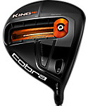 Cobra KING F6+ Driver - Glass Black