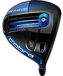 Cobra KING F6+ Driver - Blue Aster