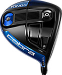 Cobra KING F6 Driver - Blue Aster