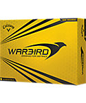 Callaway Warbird Yellow Golf Balls - 12 Pack