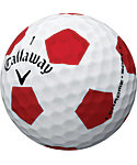 Callaway New Chrome Soft Truvis Golf Balls - 12 Pack