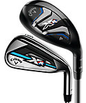 Callaway XR OS Hybrids/Irons - Graphite/Steel