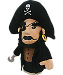 Daphne's Headcovers Pirate Headcover