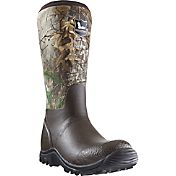 Field & Stream Women's Rutland Tracker Realtree White Waterproof Rubber Hunting Boots