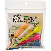 "Martini Step Up 3.25"" Golf Tees – 5-Pack"