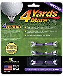 Greenkeeper 4 Yards More Hybrid Tee
