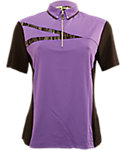Jamie Sadock Women's Color Block Polo