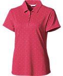 Lady Hagen Women's Regal Thistle Dot Polo