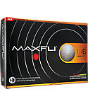 Maxfli U/6LC Golf Balls - 12 Pack