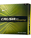 Nike Crush Extreme Golf Balls - 16 Pack
