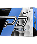 Nike Women's PD Personalized Golf Balls - 12 Pack