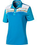 PUMA Kid's Key Stripe Polo