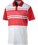 PUMA Kid's Patternblock Polo