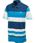 PUMA Boys' Road Map Polo