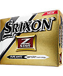 Srixon Z-Star Golf Balls (ZStar 4) - 12 Pack
