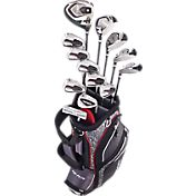 Top Flite Tour 19-Piece Complete Set – (Graphite/Steel)