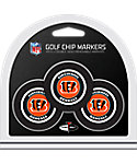 Team Golf Cincinnati Bengals Golf Chips - 3 Pack