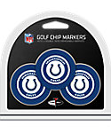 Team Golf Indianapolis Colts Golf Chips - 3 Pack