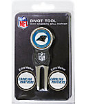 Team Golf Carolina Panthers NFL Divot Tool