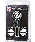 Team Golf Oakland Raiders NFL Divot Tool