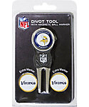 Team Golf Minnesota Vikings NFL Divot Tool