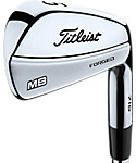 Titleist 716 MB Irons - Steel