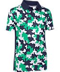 Under Armour Boys' Match Play Novelty Polo