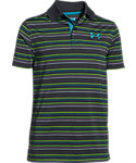 Under Armour Boys' Tempo Stripe Polo