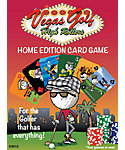 Vegas Golf Home Edition Card Game