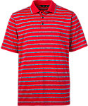 Walter Hagen USA Heather Stripe Polo