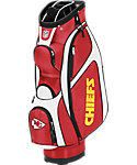 Wilson Kansas City Chiefs NFL Cart Bag