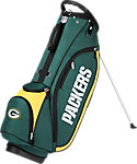 Wilson Green Bay Packers Carry Bag