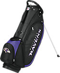 Wilson Baltimore Ravens Carry Bag