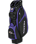 Wilson Baltimore Ravens NFL Cart Bag