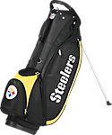 Wilson Pittsburgh Steelers Carry Bag