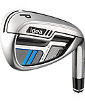 Adams Golf New Idea Wedge - Chrome (Steel Shaft)