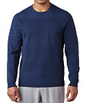 adidas 3-Stripes Crewneck Sweater
