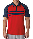 adidas climacool 3-Stripes Competition Polo