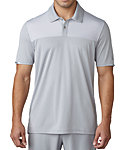 adidas climachill Heather Block Competition Polo