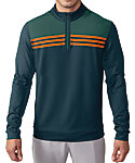 adidas climacool Colorblock 1/4-Zip Layering Top