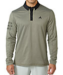 adidas climawarm 3-Stripes Long Sleeve Polo
