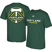 adidas Men's Portland Timbers Primary Dark Green T-Shirt