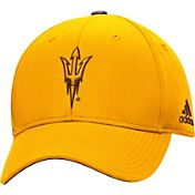 adidas Men's Arizona State Sun Devils Gold Structured Adjustable Hat
